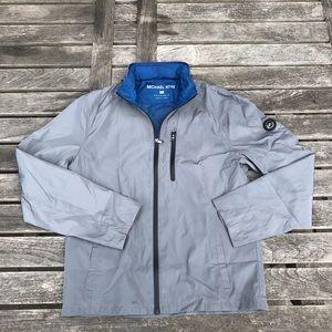 Michael Kors packable raincoat